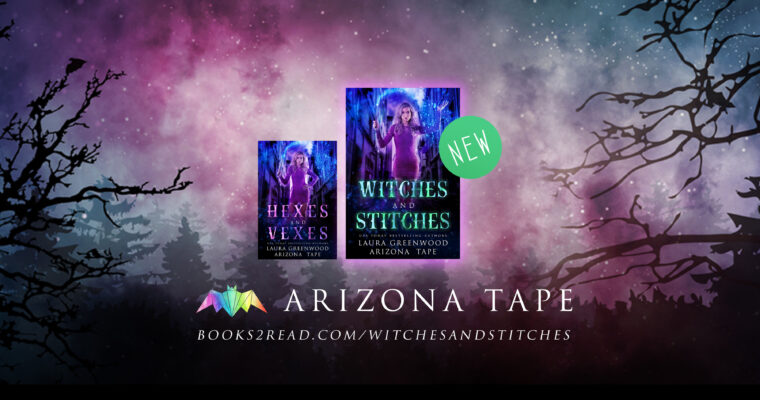 OUT NOW: Witches And Stitches